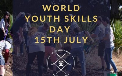 Launching Our Summary Of Service for World Youth Skills Day
