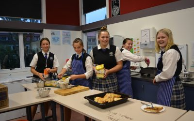 Buller High School Volunteering For The Future
